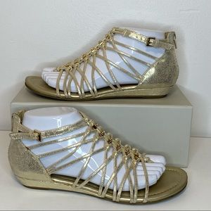 G by Guess Jonsie Gladiator Sandals